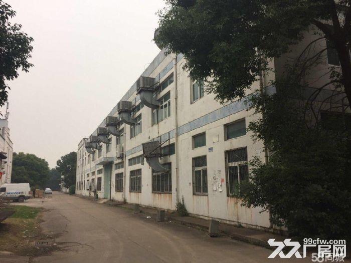 武汉中小企业城3700平米独栋厂房出售证件齐全可过户-图(1)