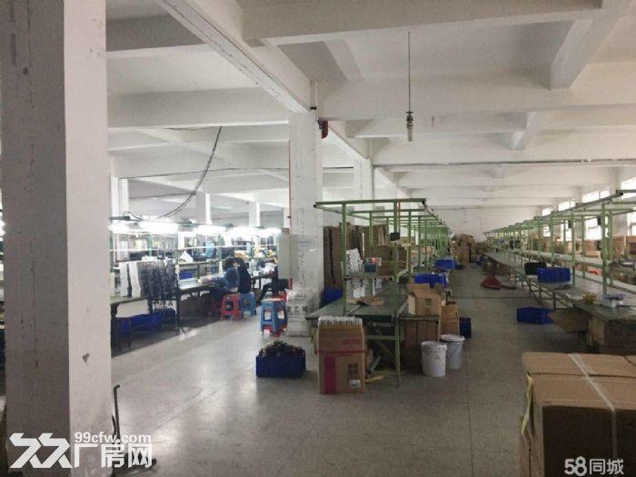 武汉中小企业城3700平米独栋厂房出售证件齐全可过户-图(7)