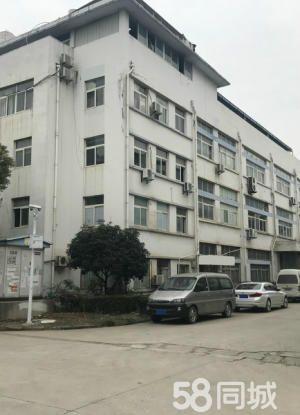东西湖中小企业城4700平米独栋厂房出售证件齐全可过户-图(1)