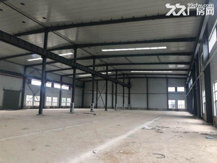 阳逻经济开发区1000−15000平米全新单层钢构厂房出租-图(4)