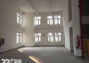 松江新桥仓库独栋1600平出售价格可谈电梯2T交通位置好