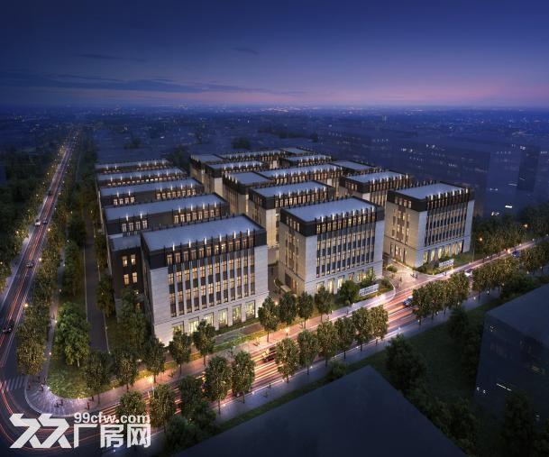 松江新桥仓库独栋1600平出售价格可谈电梯2T交通位置好-图(4)