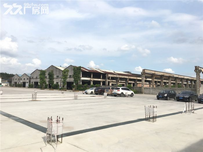 空地大,中高16米,10吨天车,番禺区市桥街10000平方简易天车厂房出租-图(6)