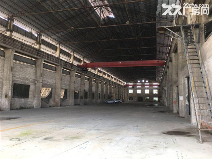空地大,中高16米,10吨天车,番禺区市桥街10000平方简易天车厂房出租-图(7)