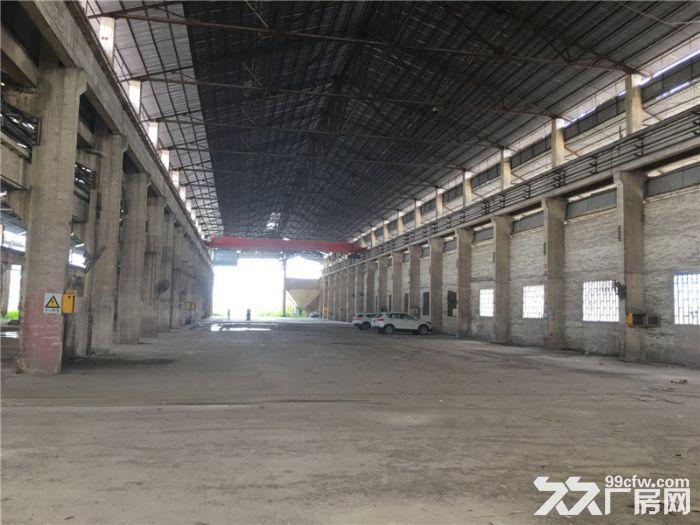 空地大,中高16米,10吨天车,番禺区市桥街10000平方简易天车厂房出租-图(8)