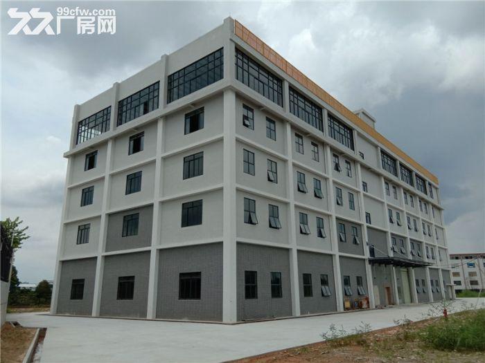 大型工业园,可分层租,喷淋消防,番禺石基50000方标准厂房出租-图(1)