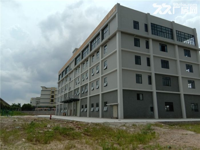 大型工业园,可分层租,喷淋消防,番禺石基50000方标准厂房出租-图(5)