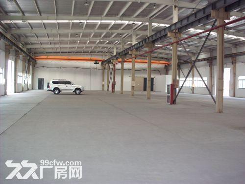 康桥临街厂房可做汽车展示展厅体育项目等-图(2)
