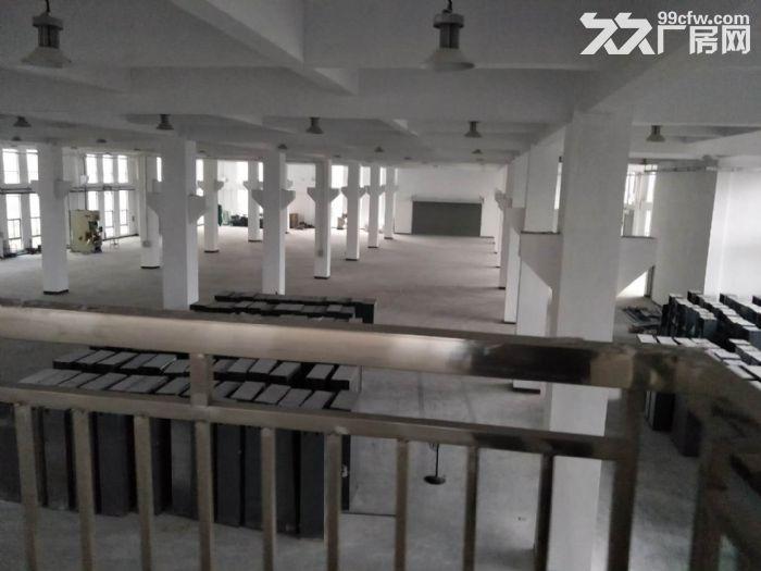 15000平米厂房招租设施齐全场地宽敞部分面积铺有环氧地坪-图(1)