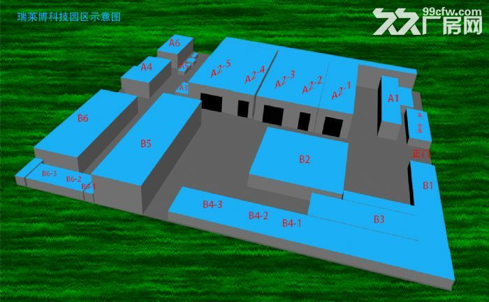 昌平城南运河旁大量厂房仓库实验室办公仓储出租价格可议!-图(2)