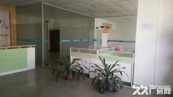 清溪大利带吊顶二楼厂房出租1000平可分租有电梯办公室-图(2)