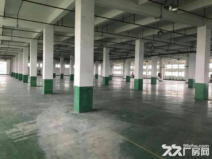 祝桥多层厂房出租可做培训加工可分租可环评南汇-图(2)