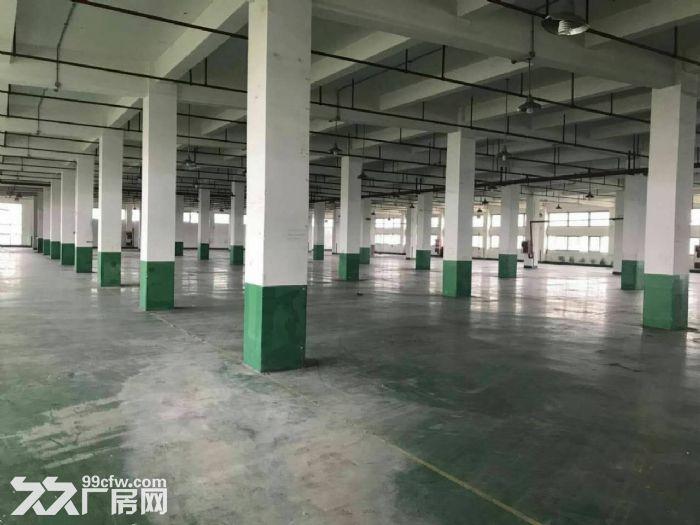 祝桥多层厂房出租可做培训加工可分租可环评南汇-图(1)