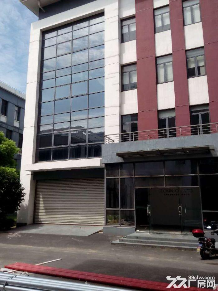 车墩独栋厂房出租每层面588平米形象佳-图(2)