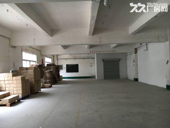 清溪上元一楼带装修厂房出租630平原房东业主分组水电齐全-图(1)