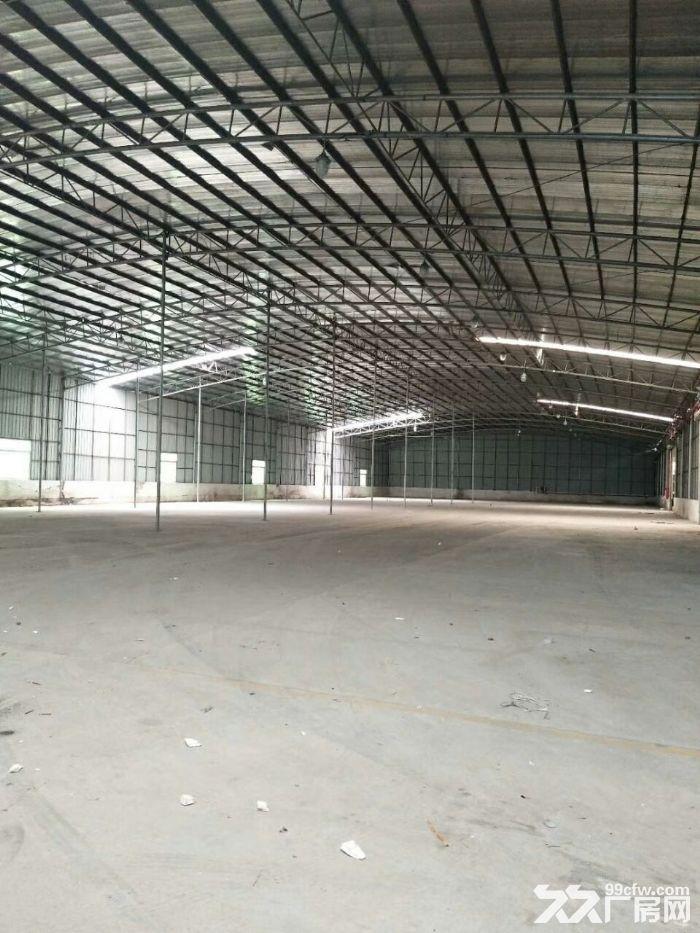 金湾红旗25000平方单一层厂房,位置好,配套齐-图(2)
