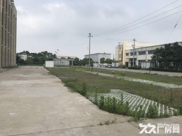 海陵工业园区大楼一栋招租附带大面积独立停车场-图(5)
