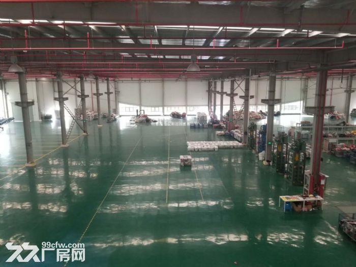 苏州吴江好地段一幢6100平米单层行车厂房出租-图(1)