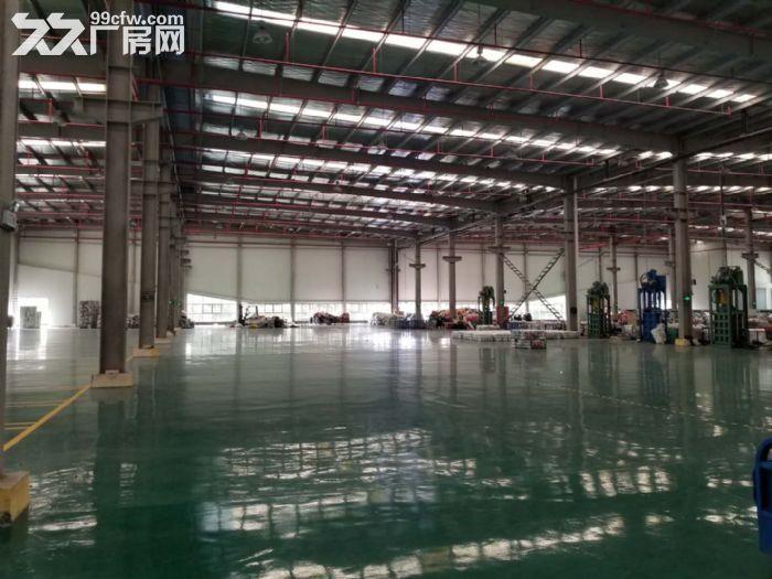 苏州吴江好地段一幢6100平米单层行车厂房出租-图(3)