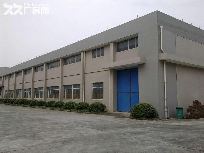 松江洞泾镇厂房办公仓储生产加工小面积随意出租100到500-图(1)