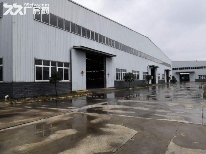 西航港工业园腾飞路5000平米,独门独院,有办公,住宿,行车-图(1)