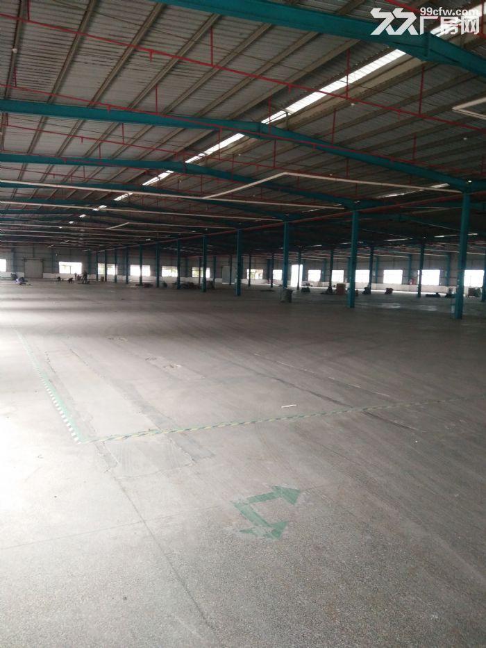 龙华区观澜物流仓库3万平米(有消防喷淋、有红本、有卸货台)-图(2)