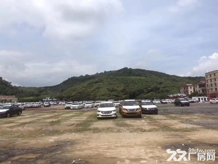 南沙水泥地出租,近港口,可分租-图(3)