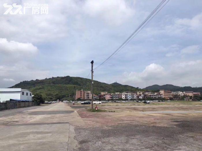 南沙水泥地出租,近港口,可分租-图(2)