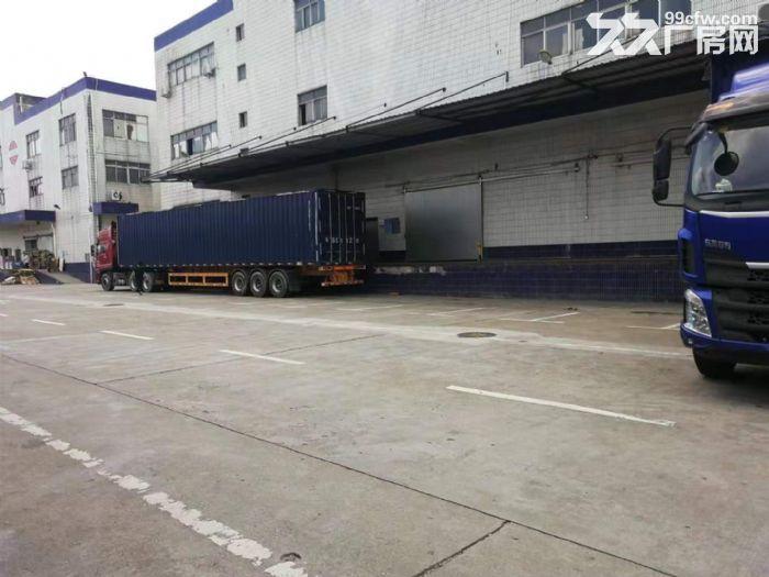 龙华清湖工业区一楼5000平方仓库出租-图(1)
