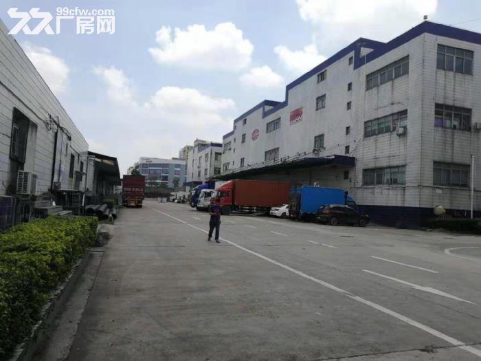 龙华清湖工业区一楼5000平方仓库出租-图(2)