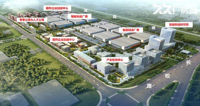 智能制造产业园招商优质企业入园-图(1)