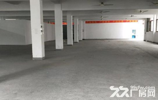 海宁长安10000方全新厂房1−4层楼上14元整租更便宜-图(1)