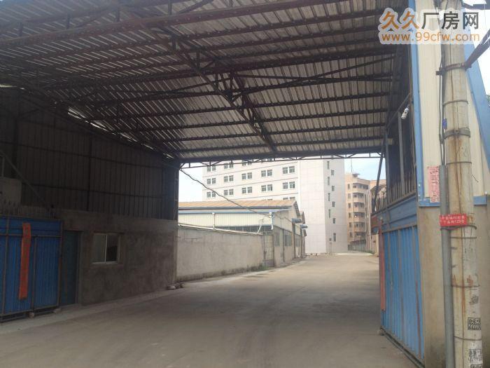 南环路中段全新厂房出租/钢结构厂房出租-图(1)