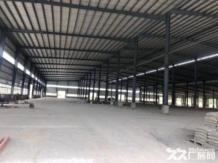动车站边长城教练场边钢结构厂房,仓库2200平米-图(1)