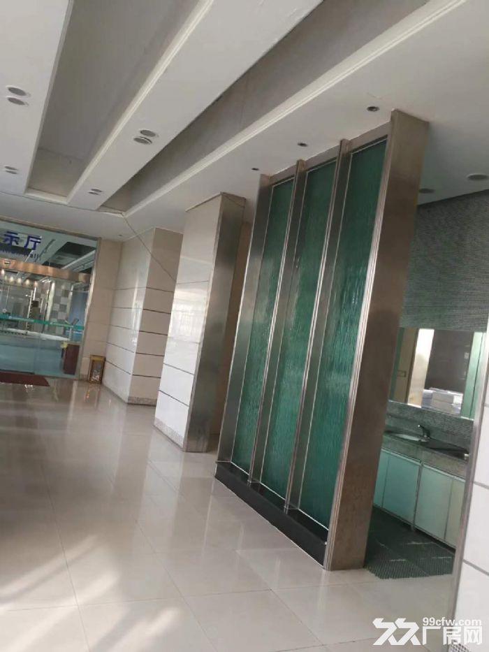 禅城张槎花园式厂房带豪装写字楼隆重招商,最少100平方米起租-图(4)