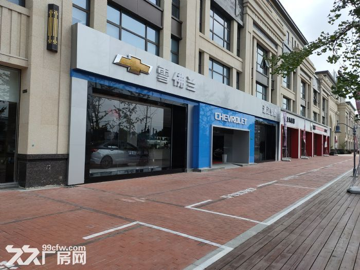 浦江临街地铁旁1100平可做汽车4S店展示展厅104可环评-图(3)