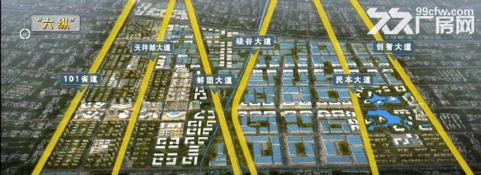 稀缺土地资源预售,6000亩,江淮机电产业园-图(3)