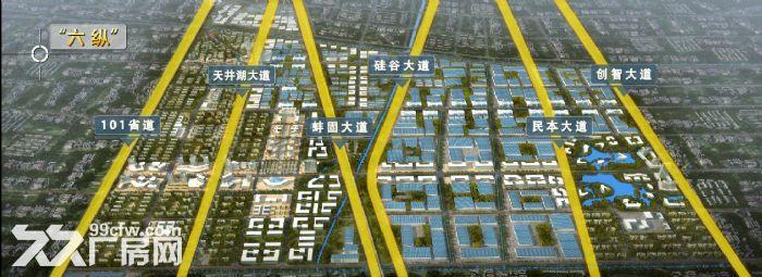 江淮机电产业园6000亩地,正式招商-图(2)