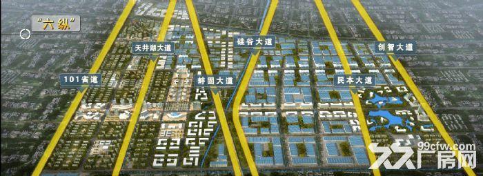 6000亩,江淮机电产业园,正式招商-图(4)