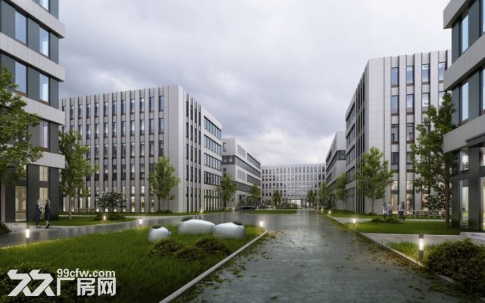 佛山一环边50年产权城中心现代厂房(可按揭双地铁非中介)-图(6)