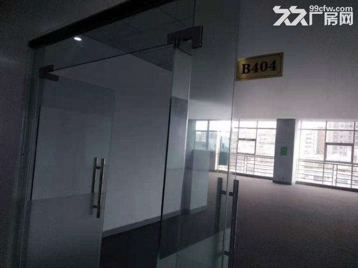 坂田五和地铁站天虹附近楼上新出268平精装办公室-图(7)
