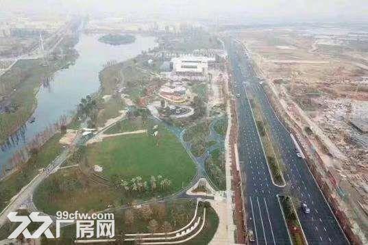 蚌埠市6000亩50年产权工业工地政策灵动先行打造产业新城-图(2)