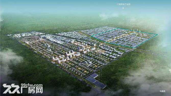 蚌埠市6000亩50年产权工业工地政策灵动先行打造产业新城-图(6)