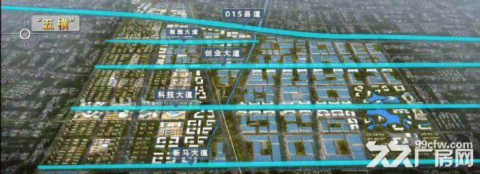 蚌埠市6000亩50年产权工业工地政策灵动先行打造产业新城-图(5)
