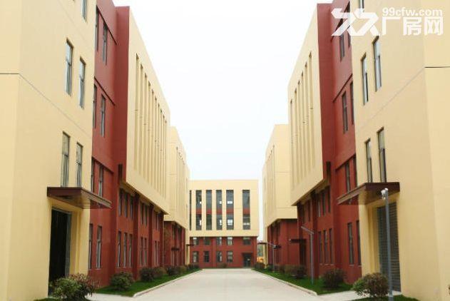 售别墅型双证齐全标准化工业厂房-图(2)