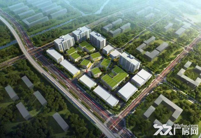 售中山市智能装备制造产业园全新厂房50年产权方数可选-图(1)