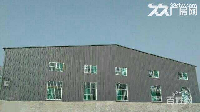 出租历城荷花路沙河村北厂房仓库1000平方、三层楼房1000平方-图(1)