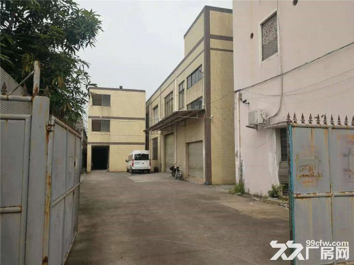工业园内厂房标准+简易带宿舍、独院有空地-图(4)