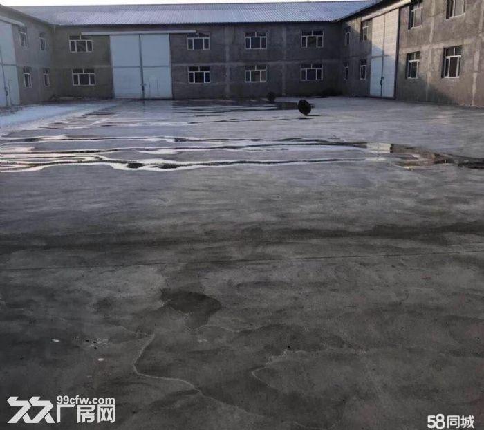 松北区松浦大桥滨北铁路桥附近砖瓦结构厂房仓库-图(2)