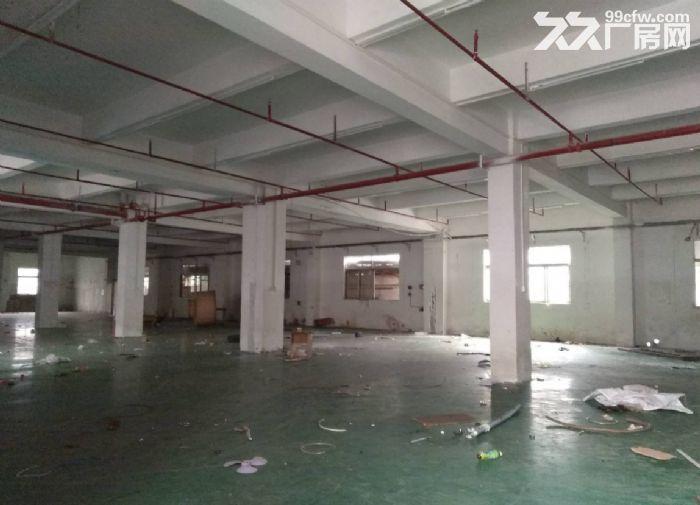 广州天河中山大道一楼1400平方厂房(现成装修院子大)-图(1)
